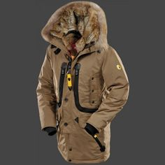 Wellensteyn Men, Winter Jackets & Coats For Sale Mens Insulated Jackets, Military Fashion, Mens Fashion, Mens Fur, Tactical Clothing, Coat Sale, Mantel, Winter Jackets, Mens Winter