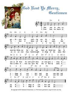 christmas sheet music | Christmas Sheet Music for Piano