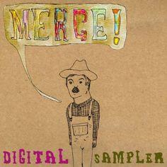 Merge Records 2010 Digital Sampler $0.00