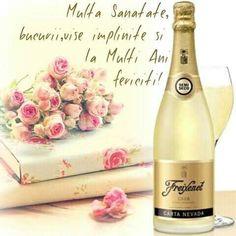 Nevada, Gin, Champagne, Bottle, Rose, Birthday, Happy, Amigurumi, Pink