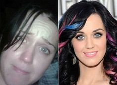 pictures of celebrities without makeup | Celebrities Without Makeup (96 pics)