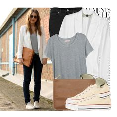A fashion look from May 2011 featuring short sleeve shirts, STELLA McCARTNEY and black skinny jeans. Browse and shop related looks.
