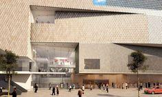 Koç Contemporary Art Museum Winning Proposal / Grimshaw
