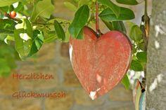 "Karte Geburtstag ""Herz"" von PHOTOGLÜCK auf DaWanda.com"