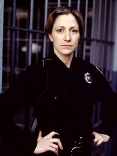 Edie Falco -Officer Diane Whittlesey