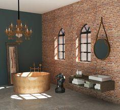 Tolle Badezimmer Einrichtungsidee