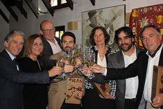 "Presentación ""Picassares Experience"". Pack vino y música. Daniel Casares y Bodegas Bentomiz + Sabor a Málaga"