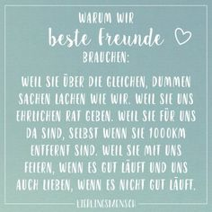 Beste Freundin Spruch Friends Bff Und Bff Quotes