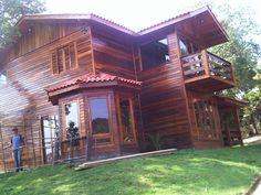 Casas Prontas - Madeira | Casa Pré-Fabricada de Madeira de Lei