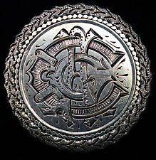 Love Token Engraved CAG CGA ACG AGC GCA GAC On 1804 - 10 Mexico 8 reales.