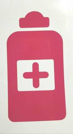 Medical Sign R Vinyl Decal Stickers Vinyl Decal For Tumbler - Custom vinyl decals macbook