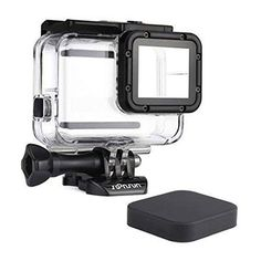 CAOMING Housing Shell CNC Aluminum Alloy Protective Cage with 37mm UV Lens Filter /& Lens Cap for GoPro HERO3 //3 Durable Color : Gold