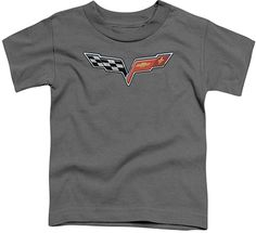 C6 Corvette Toddler T-Shirt