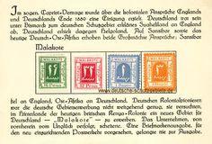 Malakote-Briefmarken Die Marken des Sultanats Malakote, im Hinterland von Britisch-Ostafrika gelegen, kamen nie zur Ausgabe, da die von deutschen Abenteurern geplante Unabhängigkeit Malakotes auf den Widerstand der Engländer stieß. Durch das Deutsche Reich erfuhr das Unternehmen ebenfalls keine Unterstützung. Eine geplante Schutzherrschaft durch Deutschland kam über Anfragen nicht hinaus. Die Marken wurden 1896 gedruckt, im Handel später aufgetauchte echt gelaufene Briefe sind Fälschungen.