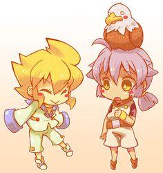 yu and young tsubasa