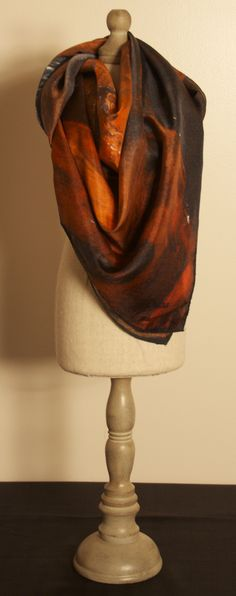 Fire scarf
