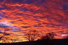 Wyoming Skies. Photo by Tauni O'Brian