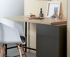 Nábytek do pracovny – Psací stoly a kancelářské židle v JYSKu