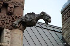 Old City Hall, Toronto. Where Gumbo was #86   TravelGumbo