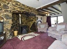 Fox's Lair Farmhouse, Caernarfon, Gwynedd