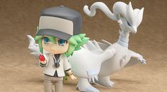 N Nendoroid figur släpps in Japan