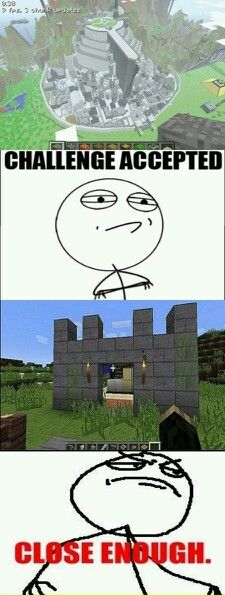 Minecraft, Lol So Me ;3