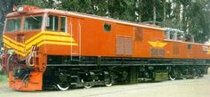 Country: South Africa Company: Iscor, now SpoorNet Line: OREX (Sishen-Saldanha) Gauge: (cape gauge) Railway electrification system: Type: class Builder: Alsthom / UCW Year: 1982 Inner World, Rolling Stock, Folk Music, Astronomy, South Africa, Transportation, History, Country, Architecture