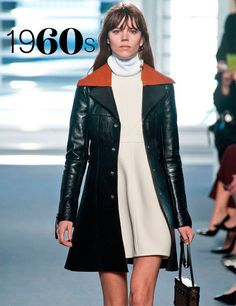 Pin for Later: 50 Fashion Week Looks That Prove the Catwalk Is Wearable Louis Vuitton Autumn/Winter 2014 Catwalk Fashion, 50 Fashion, Girl Fashion, Fashion Show, Autumn Fashion, Womens Fashion, Fashion Trends, Fashion Clothes, Fashion Ideas