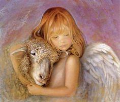 Autumn Angel - Nancy Noel, artist