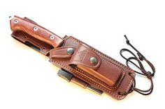 CELTIBEROCOCO - Outdoor / Survival / Hunting / Tactical Knife - Cocobolo Wood Handle, Stainless Steel with Genuine Leather Multi-positioned Sheath + Sharpener Stone + Firesteel : Sports & Outdoors Bushcraft Camping, Bushcraft Knives, Tactical Knives, Camping Gear, Camping Outdoors, Global Knives, Global Knife Set, Kydex Sheath, Knife Sheath