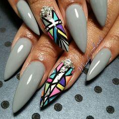 mindyhardy #nail #nails #nailart