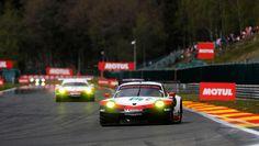 #Porsche911RSR en las 6 Horas de Spa-Francorchamps.