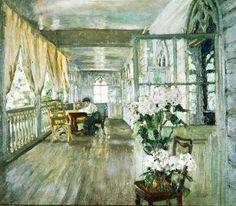 Stanislav Yulianovich Zhukovsky  (Polish Russian artist, 1875–1944)