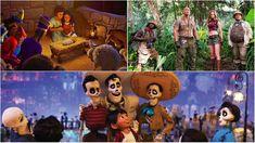 Conocé qué películas podés ir a ver esta semana y la que viene.: Con el estreno de Coco, el 11 de enero, la cartelera explota de opciones…