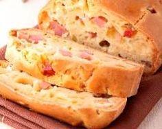 Cake jambon camembert (facile, rapide) - Une recette CuisineAZ