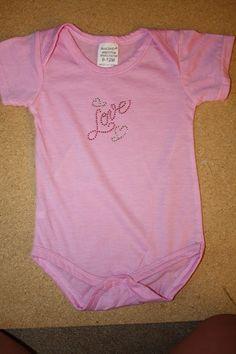 Baby Onesie  August 2010