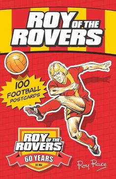 Roy of the Rovers 100 Football Postcards