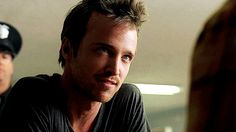 Eye-sexing tease is what you are, Aaron Paul. | Can You Get Through This Post Without Needing A Moment?