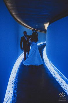 Wedding photography by Monika Wolczyk. Blue dance in a blue alley <3 #princess #princessbride #alley#weddingphotography #bride #groom #photography Hot_elarnia&Spa_larnia Puszczykowo