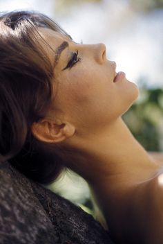 Natalie Wood (July 20, 1938 – November 29, 1981), American film actress.