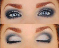 impresionante maquillaje ojos azules mejores equipos