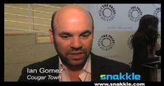 http://www.snakkle.com/videos/before-they-were-stars-cougar-town-ian-gomez-shares-his-worst-audition-ever/