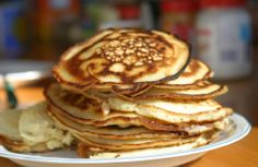 Cottage Pancakes - Give your breaks and breakfasts a new twist with these delicious Cottage Pancakes. This recipe veers away from the usual pancake ingredients. It's totally sugar-free and uses the healthier cottage cheese to reduce the amount of flour needed. Bottom line, as you toss your pancakes and dine, everything's a healthy take and tastily divine.