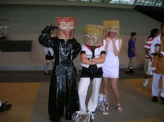 Coolest Axel Roxas and Namine by SkeletonLiar101.deviantart.com