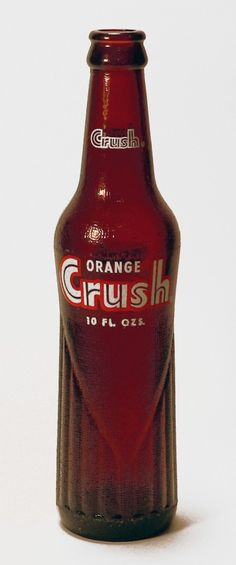 Vintage Orange Crush Soda Bottles Take a Ribbing — Imprint-The Online Community for Graphic Designers