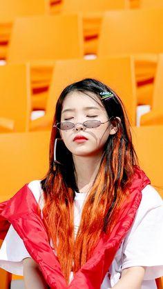 Korean Celebrities, Korean Actors, Celebs, Korean Girl, Asian Girl, Iu Twitter, Iu Hair, Girl Artist, Iu Fashion