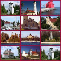 Door County Lighthouses