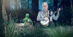 Funny Or Die presents Steve Martin vs. Kermit the Frog!