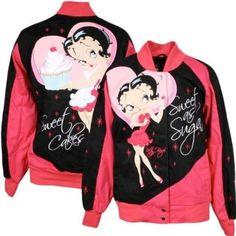 Betty Boop Women's Sweet Cakes Jacket: $109.06 - $120.00