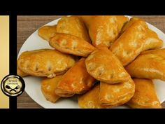Cheese Pies, Ham And Cheese, Health Fitness, Savoury Pies, Recipes, Pastries, Youtube, Pizza, Cakes
